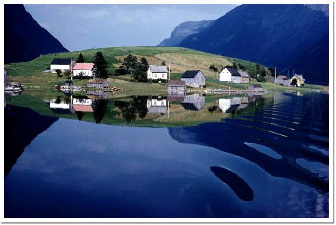 fjord Ernst Haas
