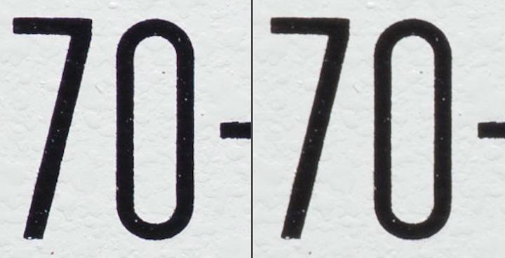 f8 vs f16