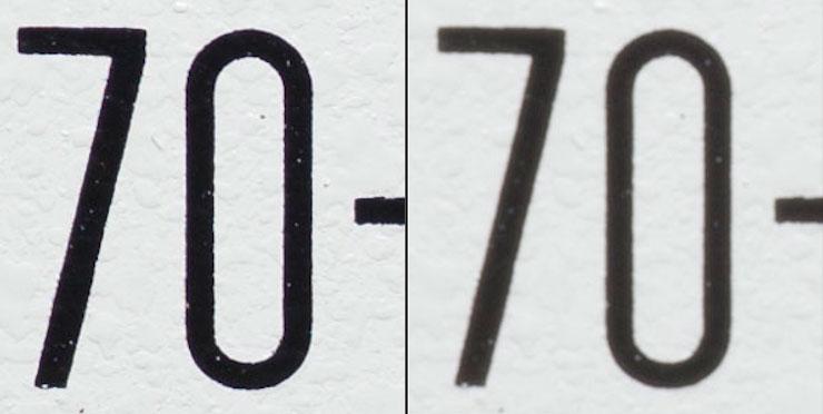 f8 vs f32