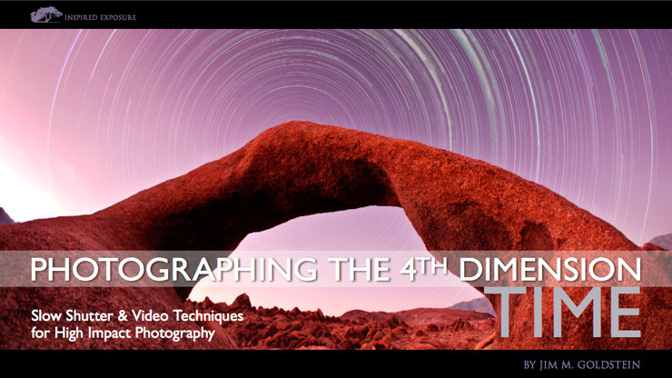 Photographing the 4th dimension - Time por Jim M. Goldstein