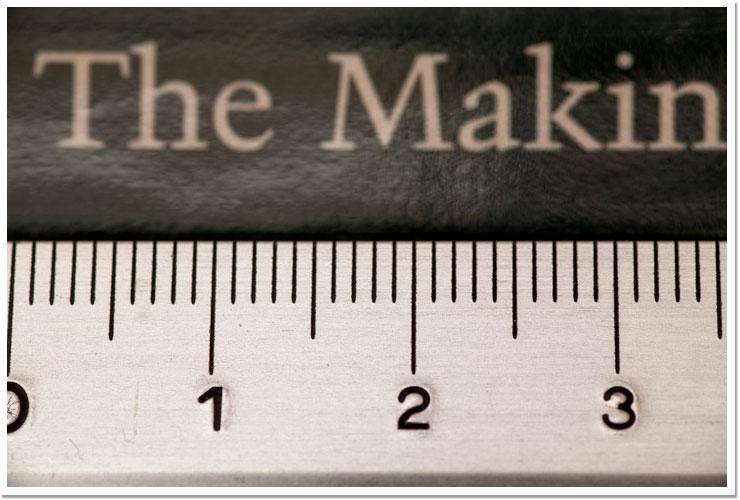 Ejemplo regla lente macro - 3 de 3