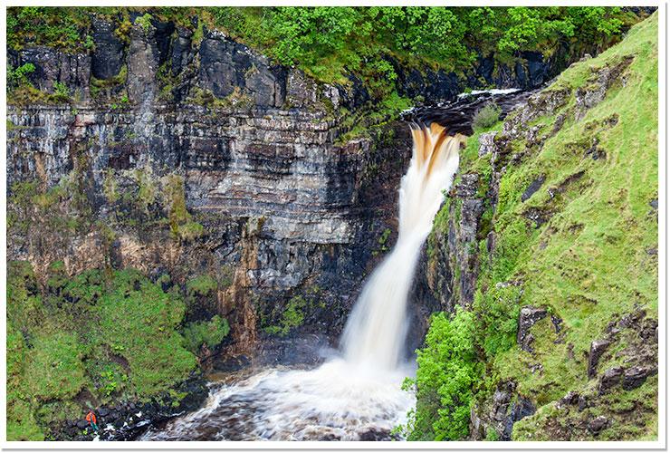 Cascadas en Skye