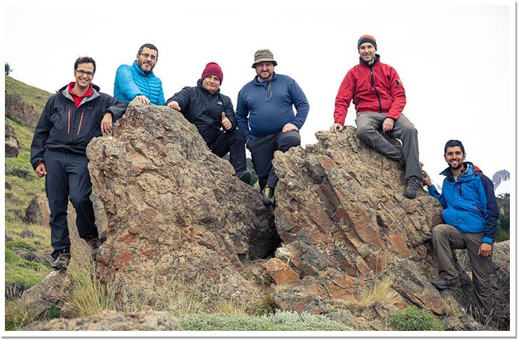 Expedición Patagonia 2013