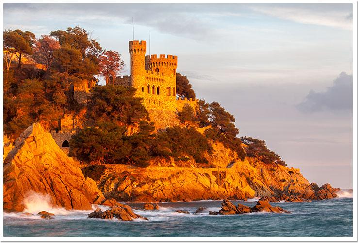 Castell d'en Plaja