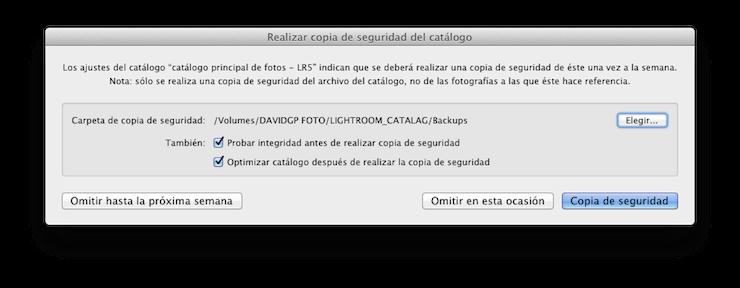 Administración de archivos en Adobe Lightroom