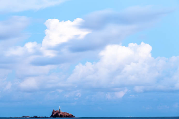 Hora azul en Costa Brava
