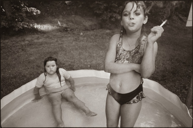 Fotografía de Mary Ellen Mark