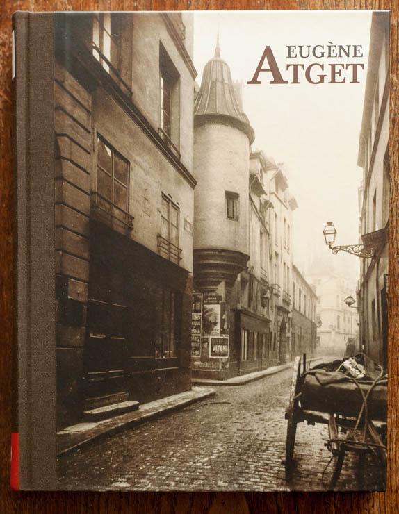 Portada del libro Eugène Atget - Old Paris
