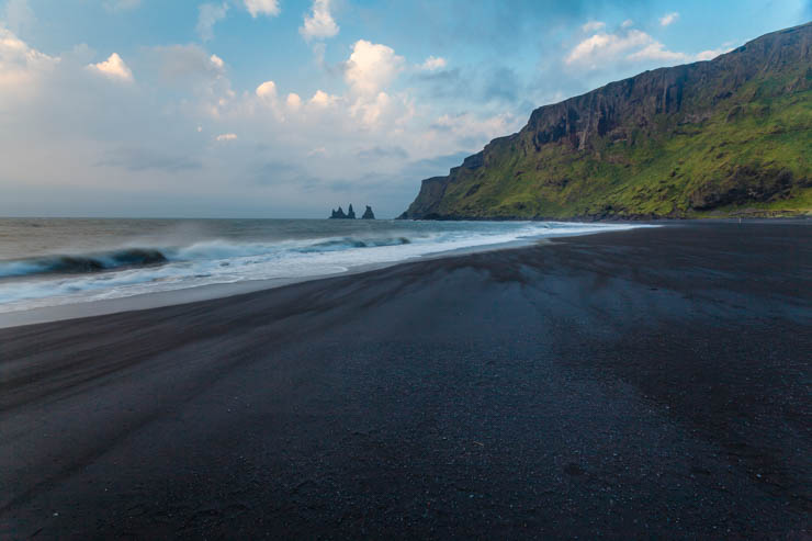 Viento, mar y arena