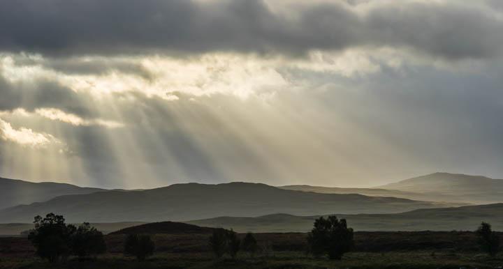 Highlands en Escocia