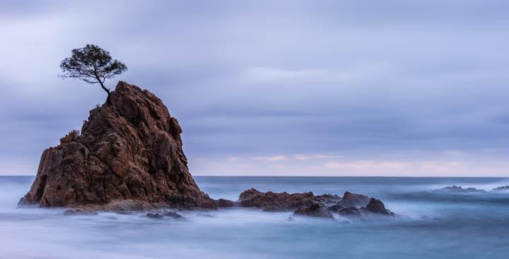 Amanece en la Mar Menuda