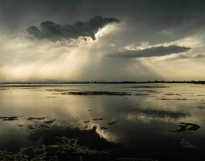 Tormenta en el delta