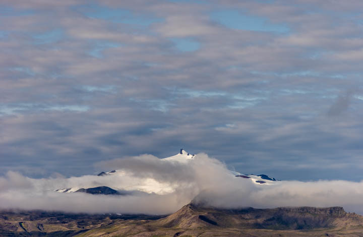 Mañana en Snœfellsjökull