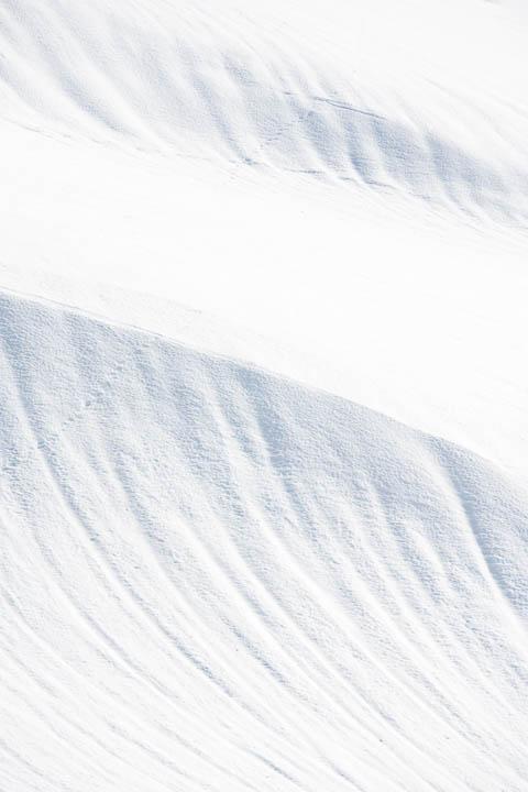 Nieve en Larra